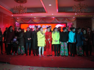淮北友好妇产医院2015迎新大联欢